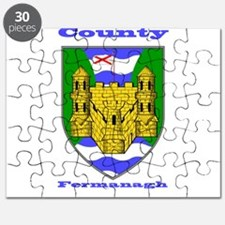 County Fermanagh COA Puzzle