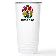 Ghana World Cup 2014 Travel Mug
