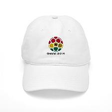 Ghana World Cup 2014 Baseball Cap