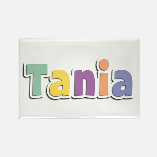 Tania Spring14 Rectangle Magnet