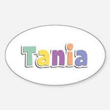 Tania Spring14 Oval Decal