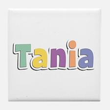 Tania Spring14 Tile Coaster
