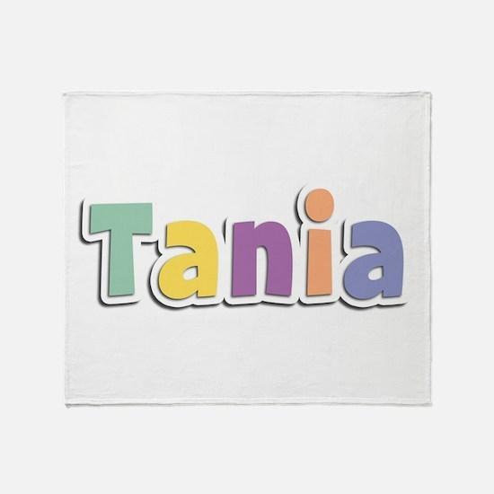 Tania Spring14 Throw Blanket