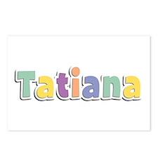 Tatiana Spring14 Postcards 8 Pack