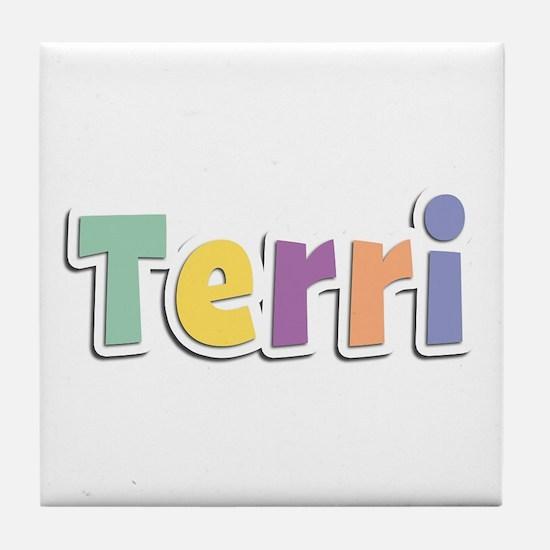 Terri Spring14 Tile Coaster