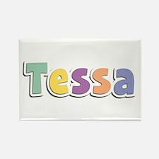 Tessa Spring14 Rectangle Magnet