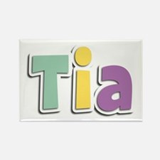 Tia Spring14 Rectangle Magnet