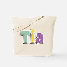 Tia Spring14 Tote Bag