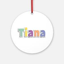 Tiana Spring14 Round Ornament