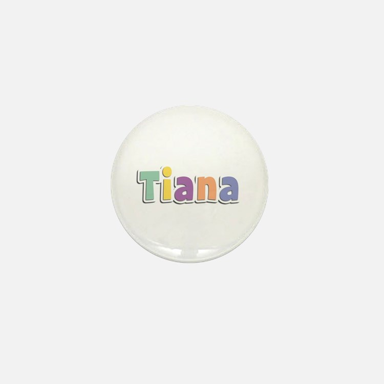 Tiana Spring14 Mini Button