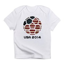 USA World Cup 2014 Infant T-Shirt