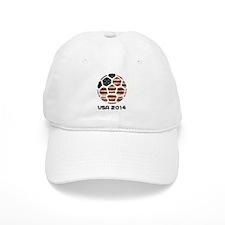USA World Cup 2014 Baseball Cap