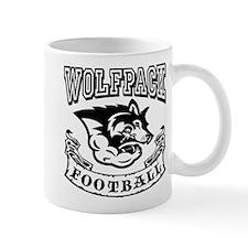 Wolfpack Football Mugs