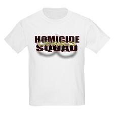 Unique Boston homicide T-Shirt