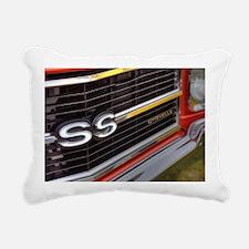 SS Rectangular Canvas Pillow