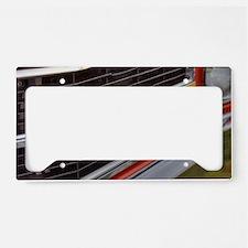 SS License Plate Holder