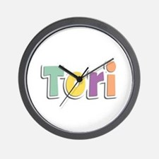 Tori Spring14 Wall Clock