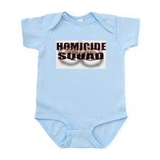 Unique Boston homicide Infant Bodysuit