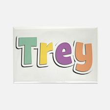 Trey Spring14 Rectangle Magnet