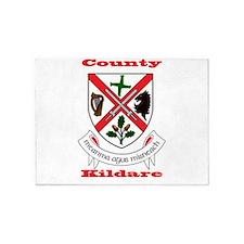 County Kildare COA 5'x7'Area Rug