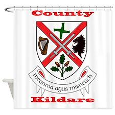 County Kildare COA Shower Curtain