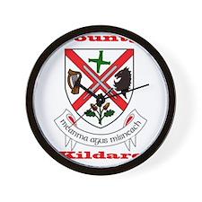 County Kildare COA Wall Clock