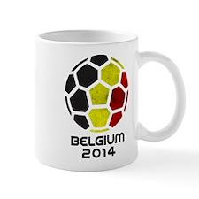 Belgium World Cup 2014 Mug
