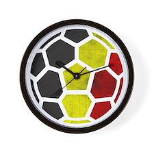 Belgium World Cup 2014 Wall Clock