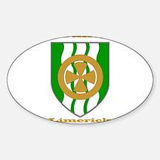 County Limerick COA Decal