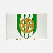 County Limerick COA Magnets