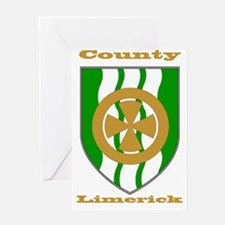 County Limerick COA Greeting Cards