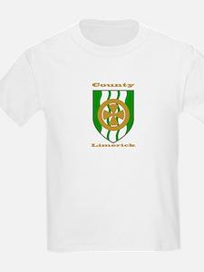 County Limerick COA T-Shirt