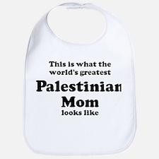 Palestinian mom Bib