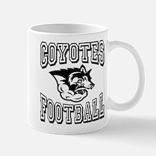 Coyotes Football Mugs