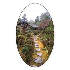 Daitoku-ji Gardens Decal