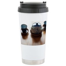 Japanese Tea Set Travel Coffee Mug