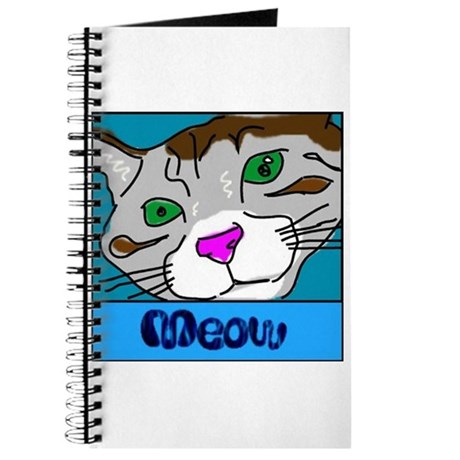 Journal Artistic Meow