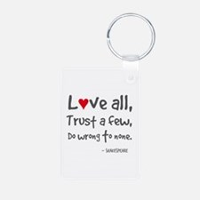 L?ve All Keychains