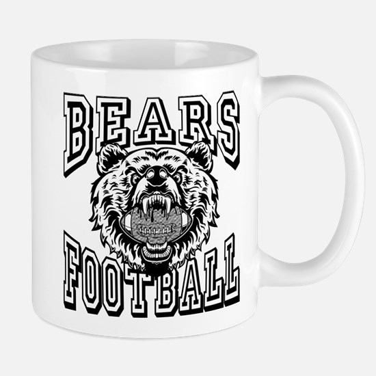 Bears Football Mugs