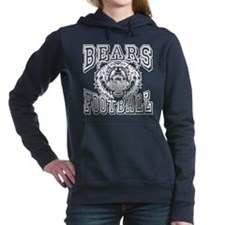 Bears Football Women's Hooded Sweatshirt