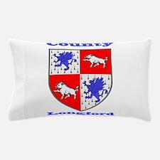 County Longford COA Pillow Case