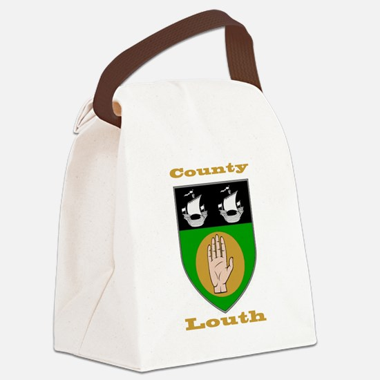 County Louth COA Canvas Lunch Bag