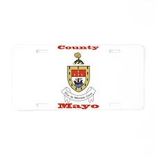 County Mayo COA Aluminum License Plate