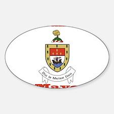 County Mayo COA Decal