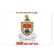 County Mayo COA Postcards (Package of 8)