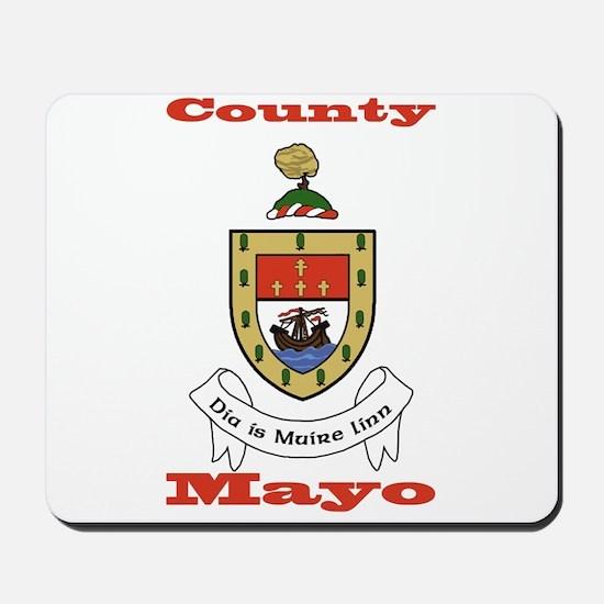County Mayo COA Mousepad