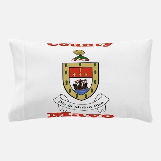 County Mayo COA Pillow Case