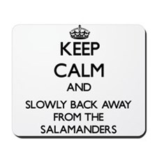 Keep calm and slowly back away from Salamanders Mo