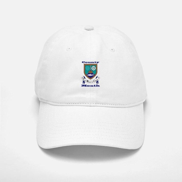 County Meath COA Baseball Baseball Baseball Cap