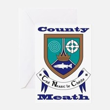 County Meath COA Greeting Cards